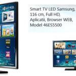 Ofer gratuit un voucher, o reducere de 500 RON la televizorul LED Samsung, 116 cm, Full HD, 46ES5500