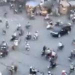 Traficul frenetic din Vietnam (2)