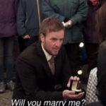 Asa se face o cerere in casatorie….