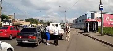 Asa se rezolva un conflict in trafic