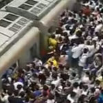 Cati chinezi incap intr-un tren?