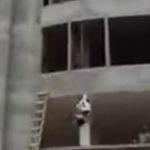 Meserii murdare (5) – Bungee jumping in constructii