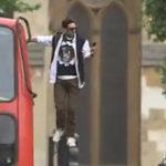 "Pepsi Max & Dynamo – ""Bus Levitation"""