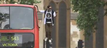 Pepsi Max & Dynamo - Bus Levitation