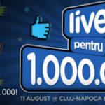LIDL: Live pentru 1.000.000 de fani