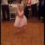 Cea mai simpatica dansatoare…ever