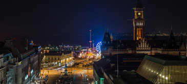 Timelapse - Helsingborg - The city by the sea