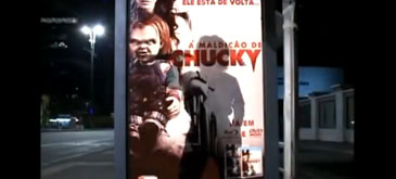 Curse Of Chucky Scare Prank