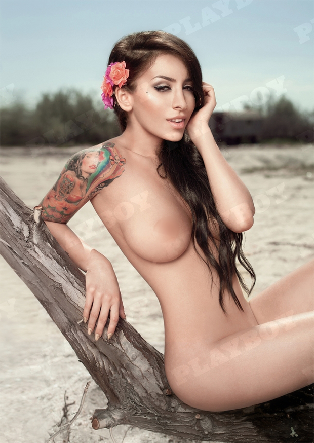 Ruby in playboy 8