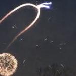 Spectacol grandios in Glasgow cu foc de artificii