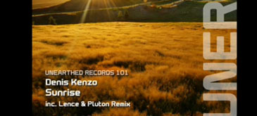 Denis Kenzo - Sunrise (Lence & Pluton Remix)