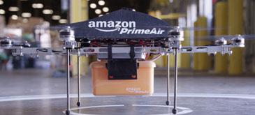 Prime Air - Amazon a inceput livrarea produselor cu ajutorul Dronelor