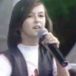 Andreea Balan la 10 ani – Prima aparitie tv in '94 la BaDaBaNu Tvr1 (Bonus – Horia Brenciu – Robingo – 1993)
