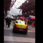 Cu taxiul prin Gara de Nord