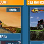 Ferme, fermieri si jocuri cu tractoare (P)