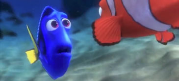 Finding Nemo (censored!)