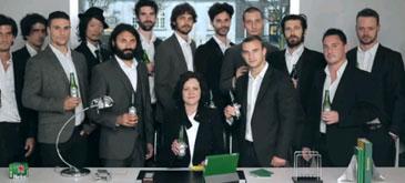 Heineken raspunde acuzatiilor