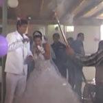 Nunta tiganeasca trebuie musai sa aiba artificii