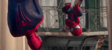 Evian Spider-Man - The Amazing Baby & Me