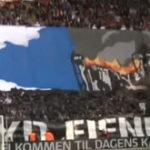 Suporterii danezi stiu sa faca spectacol pe stadioane