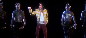 Michael Jackson - Slave To The Rhythm (holograma)