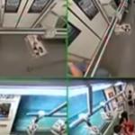 Cum poti sa golesti un metrou in Shanghai?