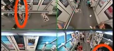 Cum poti sa golesti un metrou in Shanghai