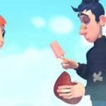 Animatie: Jinxy Jenkins, Lucky Lou
