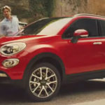 Fiat 500X si pastila albastra