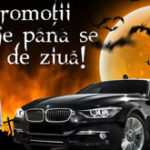 eMAG – Halloween 2014 –  Noaptea bantuitilor de promotii – premiu BMW Seria 3