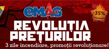 La noapte incepe Revolutia Preturilor la eMAG