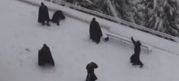 A nins la Ierusalim