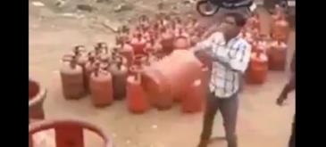 Asa se manevreaza buteliile de gaz