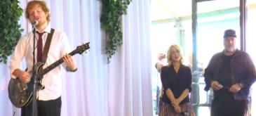 Cum ar fi ca Ed Sheeran sa cante la nunta ta