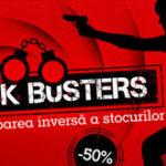 Stock Buster – o noua campanie de reduceri la eMAG