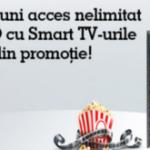 Primesti 3 luni access nelimitat la HBO GO cu SMart TV-urile Samsung din promotie