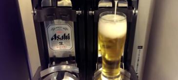 O bere servita perfect (in Japonia)
