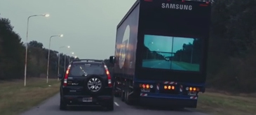 Samsung  - The Safety Truck