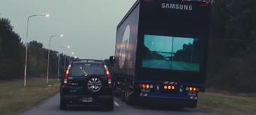 Samsung  - The Safety Truck