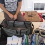Practic (20): Cum sa impachetezi haine intr-o valiza in cel mai eficient mod