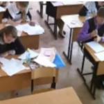 Si elevii rusi au copiat la Bac