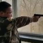 Soldatii din Corea de Nord se antreneaza