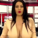 Asa se prezinta stirile la o televiziune din Albania