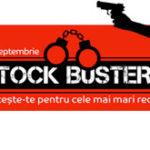 Stock Busters  – editia de toamna la eMAG (8-10 Septembrie)