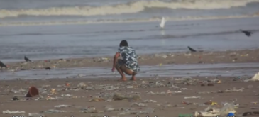 Si indieni au plaje