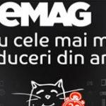 Bilant Black Friday la eMAG: comenzi de 602 mii de produse în valoare de 202 milioane lei