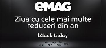 Maine dimineata se va da startul Black Friday 2015 la eMAG (& lista de oferte de la noapte)
