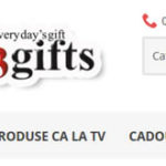 3Gifts – magazin online de cadouri