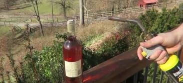 8 metode de a deschide o sticla de vin