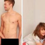 Reactiile unor lesbiene care ating pentru prima data un penis